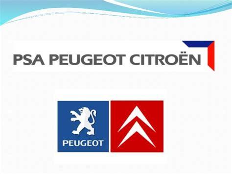Psa Citroen by Psa Peugeot Citroen