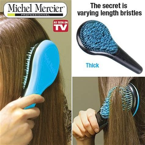 michel mercier ultimate detangling brush review
