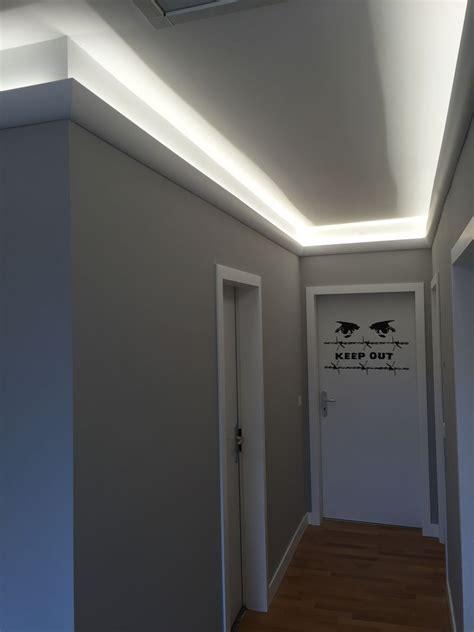 Licht In Wohnhaeusern Und Wohnungen by Exzellente Treppenhausgestaltung Mit Led Lichtgestaltung