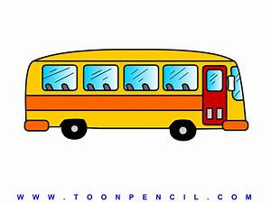 Drawings Of Buses Pictures to Pin on Pinterest - PinsDaddy