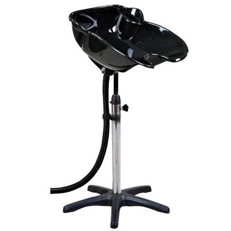 deluxe adjustable portable shoo rinse bowl basin drain