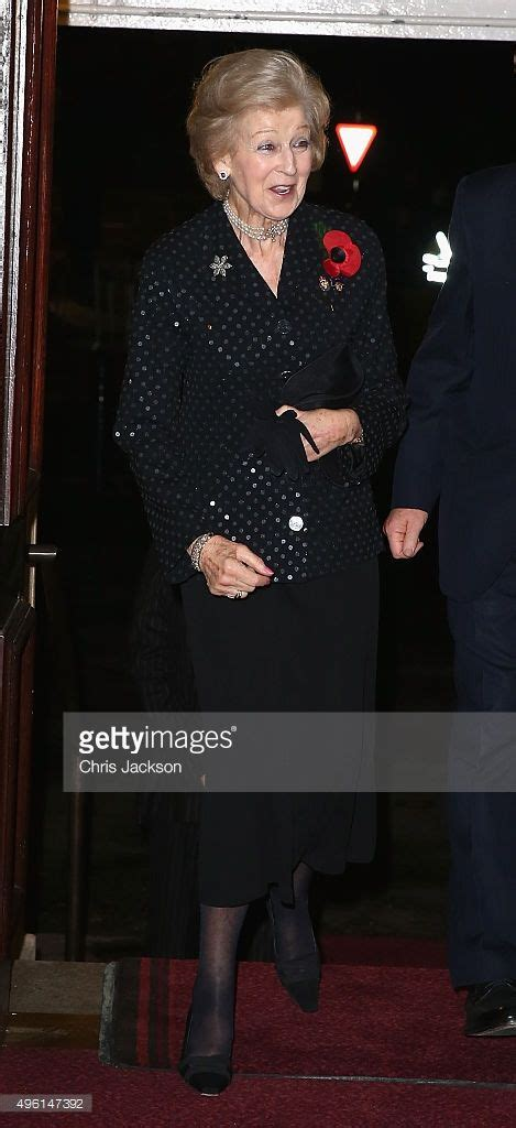 Princess Alexandra arrives at the Royal Albert Hal for the ...