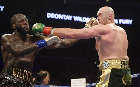 What time is Deontay Wilder vs. Tyson Fury II? Watch ...