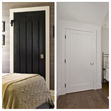 is black a color yes or no poll black interior doors yes or no