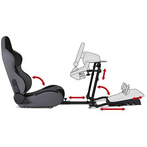 siege volant pc bigben 120 rs competition seat siège pc bigben