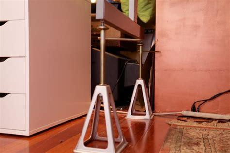 build your own adjustable standing desk 38 adjustable standing desk conversion