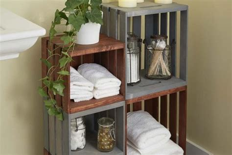 diy wooden crates furniture design ideas