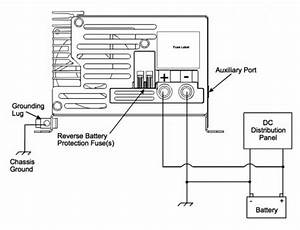 Magnetek 7345 Power Converter Wiring Diagram
