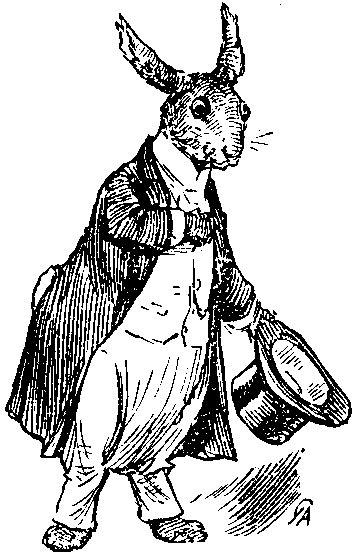 Brock's Book Blog: Brer Rabbit - Jump on Over: The