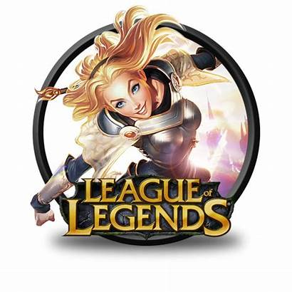 Legends League Clipart Lux Keranen Lol Carrie