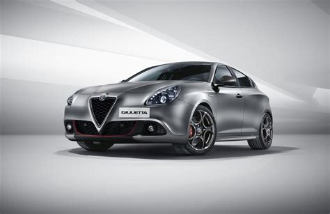 Alfa Romeo Giulietta Scrubs Up For 2018 By Car Magazine