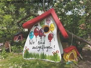 Nistkasten Aufhängen Himmelsrichtung : vogelhaus kindergarten abschiedsgeschenk erzieherin nistkasten vogelvilla zum aufh ngen mit ~ Watch28wear.com Haus und Dekorationen