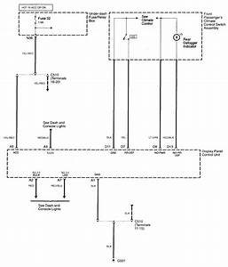 Acura Tl  2003 - 2005  - Wiring Diagrams