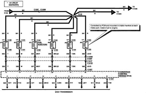 Ford Fuel Injector Wiring Diagram 2009 ford fuel injector wiring diagram 2009 previous wiring