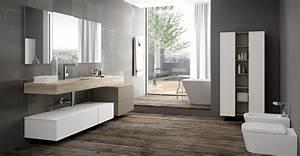 Salle De Bain Moderne 2017 : salles de bain les tendances 2016 foire de paris ~ Melissatoandfro.com Idées de Décoration