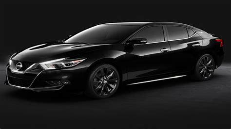 2016 Nissan Maxima Sr Review
