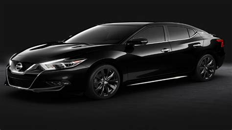 2016 Nissan Maxima Sr Review  A Sporty Four Door Trying