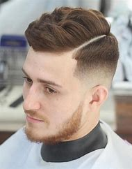 Taper Fade Haircut Men