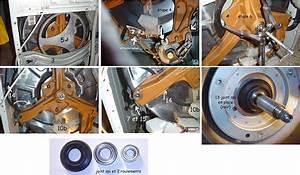Bruit Machine à Laver : comment changer un roulement de lave linge ~ Dailycaller-alerts.com Idées de Décoration