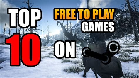 Top 10 Free To Play Games On Pc And Console! [updated