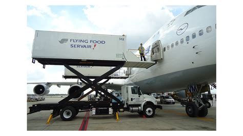 Flying Food Delivers With Hybrid Truck | AviationPros.com