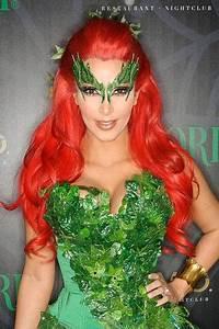 Kim Kardashian dons a fiery red wig as Batman villain ...