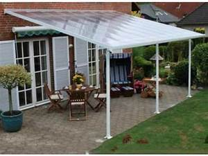 toit terrasse aluminium 10 x 4 m id1777 contact france With leroy merlin bache piscine 4 tonnelle pergola toiture de terrasse leroy merlin