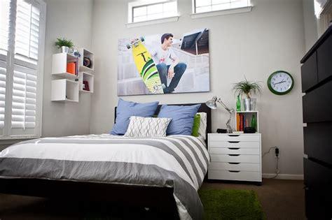 15 Creative And Cool Teen Boy Bedroom Ideas