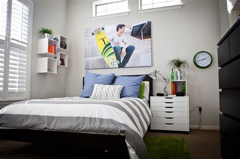 15 Creative And Cool Teen Boy Bedroom Ideas