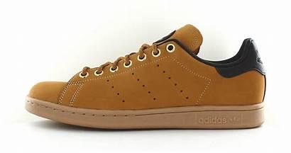 Stan Smith Adidas Winter Camel Marron Impactshoes