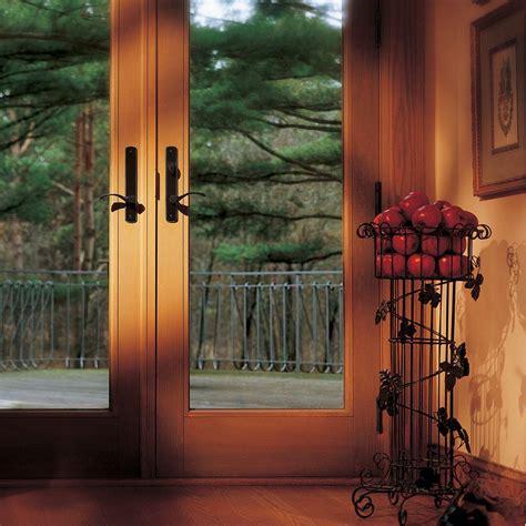 Andersen Outswing Patio Doors by 400 Doors Andersen 400 Series Frenchwood Outswing