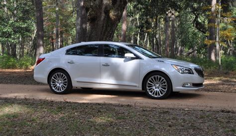 Buick Lacrosse Review by 2015 Buick Lacrosse