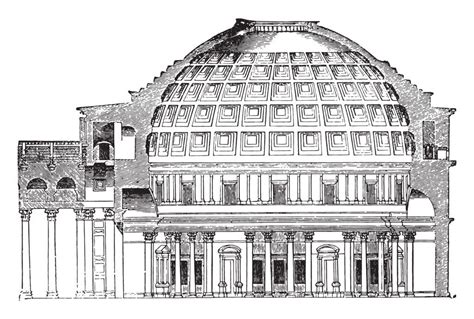 cupola pantheon pantheon di roma 3 curiosit 224 non tutti conoscono