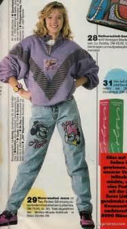 90 er jahre mode moon washed 1988 80s fashion