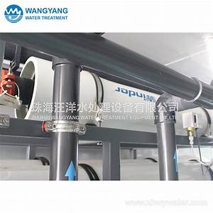 240tpd Two Stage Brackish Water Desalination Equipment