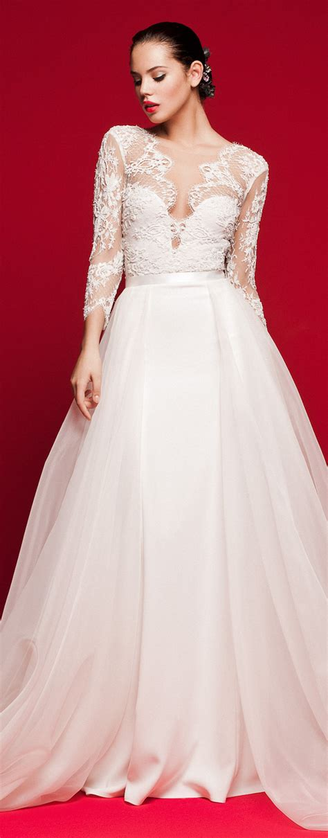 daalarna couture  wedding dresses love story bridal collection