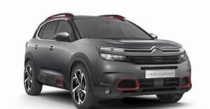 Citroen C5 Aircross  Arriva La C-series - News
