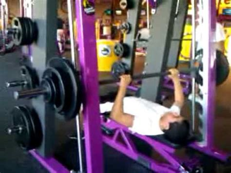 yr  benching lbs  planet fitness youtube