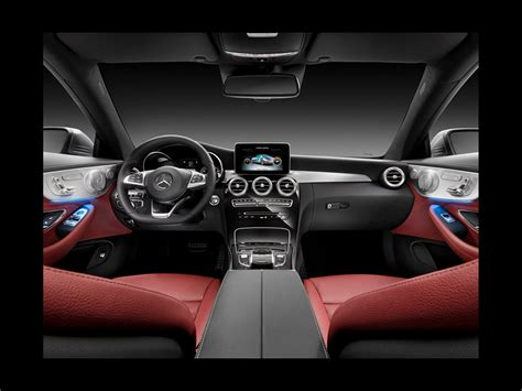 2018 Mercedes Benz C Class Coupe Interior 2 1024x768