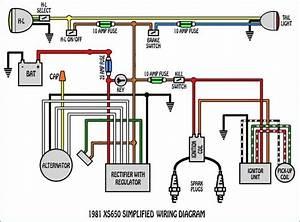 Inspiring 1981 Honda Goldwing 0 Wiring Diagram S Best