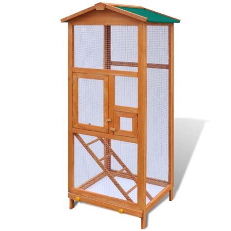 Gabbia Grande Per Uccelli - gabbia uccelli grande casa piccoli animali domestici 2