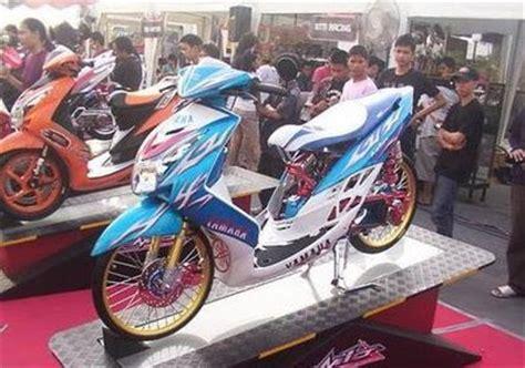 Yamaha Mio Z Modification by New Car Modification Yamaha Mio Modifikasi Modification