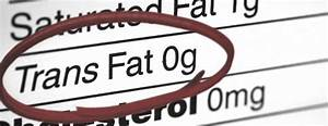 Trans Fat Labels Can Be Misleading