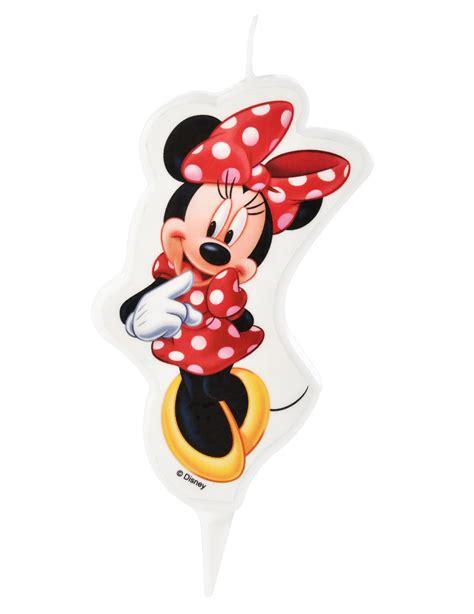 Candela Compleanno by Candela Di Compleanno Minnie 5 5 X 9 Cm Addobbi E