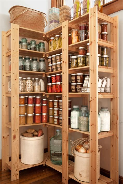 best kitchen storage 14 smart ideas for kitchen pantry organization pantry 1630