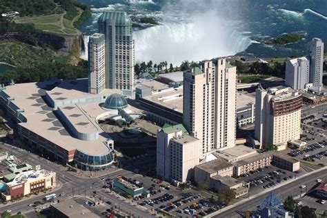 Niagara Fallsview Casino Theatre Proposal Would Block