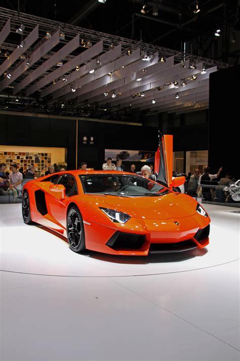 La Visite Du Salon De Genve 2018 De A Z Lamborghini