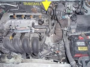 2003 Toyota Matrix Transmission Speed Sensor Replacement