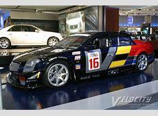 2004 Cadillac CTSV Race Car information