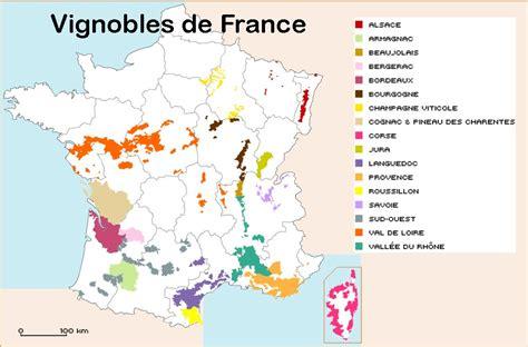 cuisine nantes carte des vignobles français arts et voyages